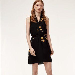 Aritzia Wilfred Black Sabine Dress Formal Workwear